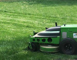 Chapel Hill lawn mowing